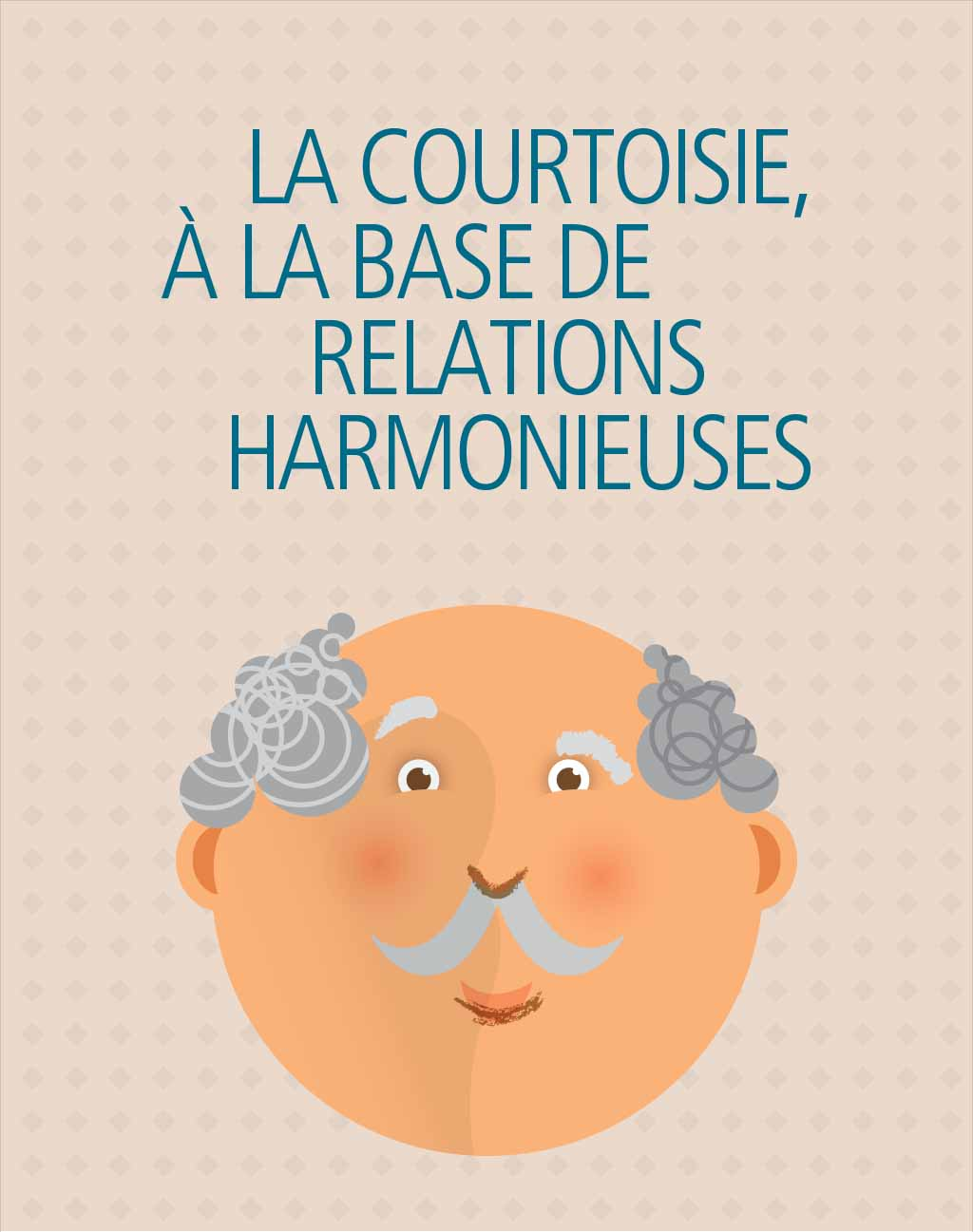 Affiches de courtoisie Résidence Berthiaume-Du Tremblay