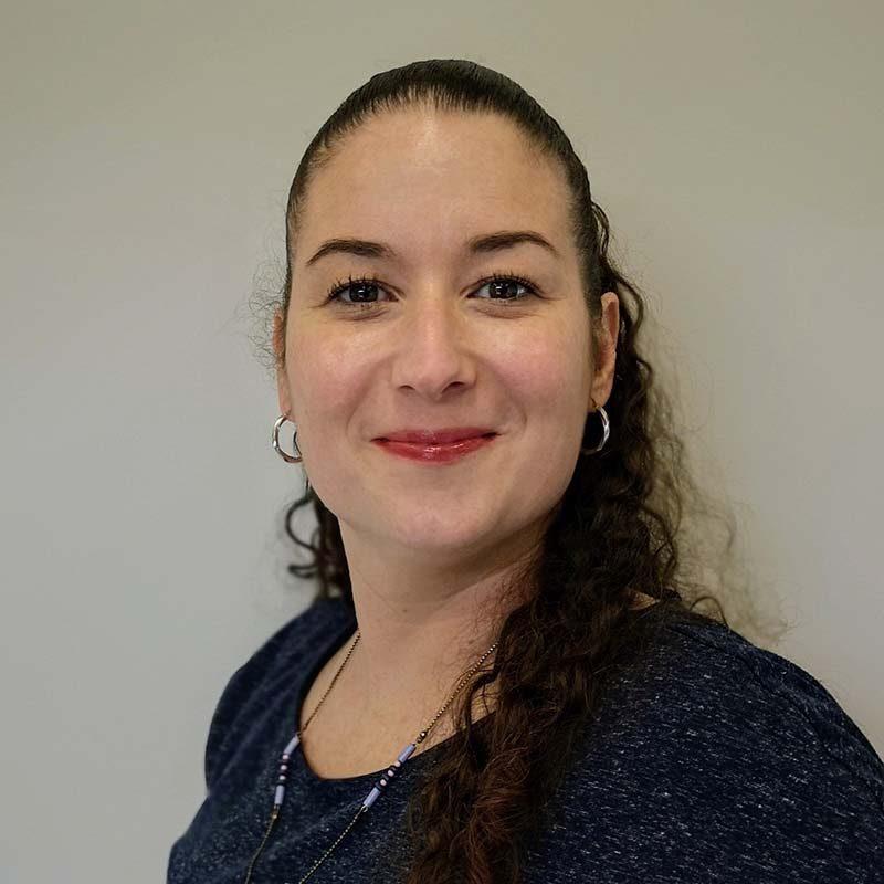 Julie Roy Directrice adjointe des services à la clientèle